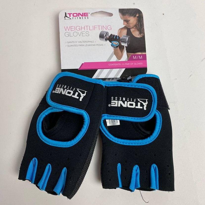 Women's workout fitness lifting gloves