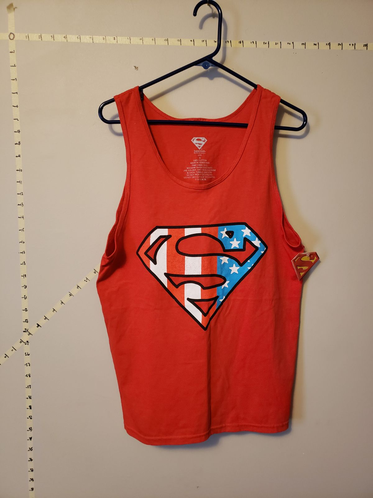 Superman Tank Top NWT's
