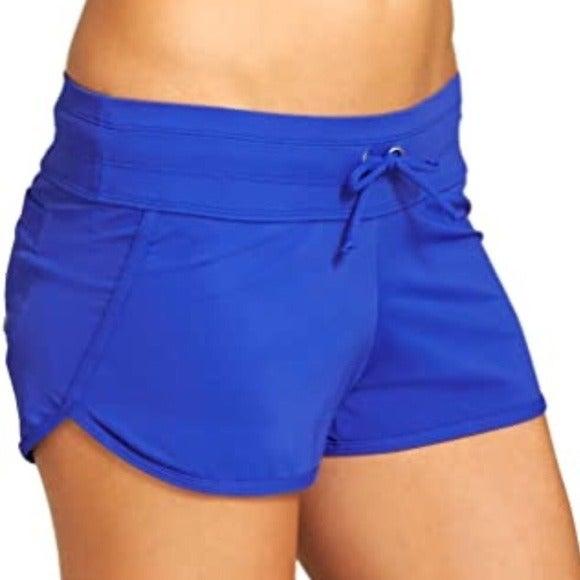 Athleta Kata Swim Shorts XL