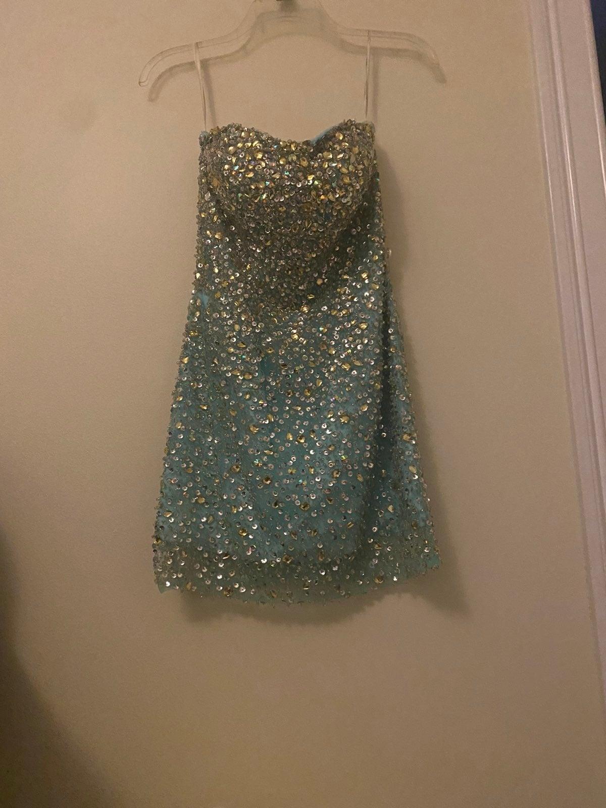Sherri Hill Mini Dress