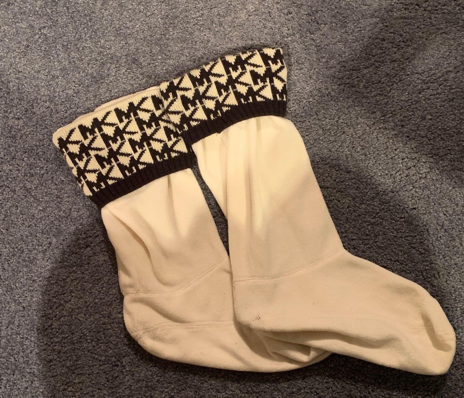 michael kors boot covers