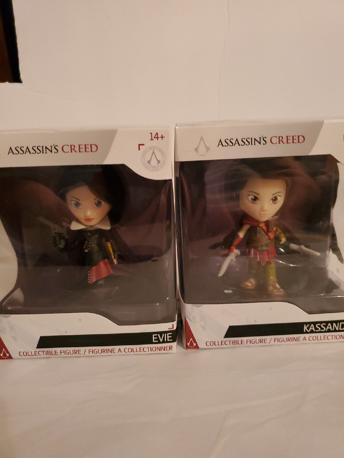 Assassins Creed Collectable Figures
