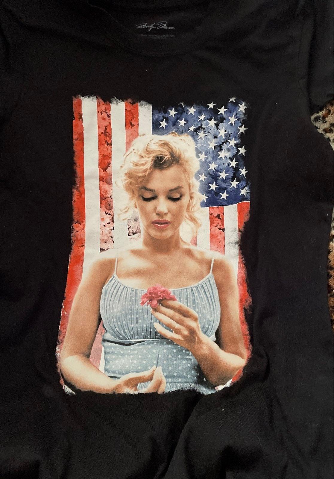 Marilyn Monroe T-shirt size 1X