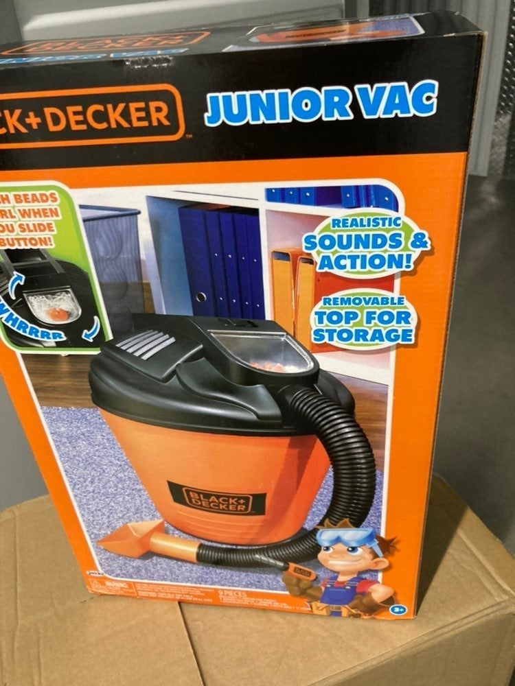 Clearance kids toys Jnr Vac