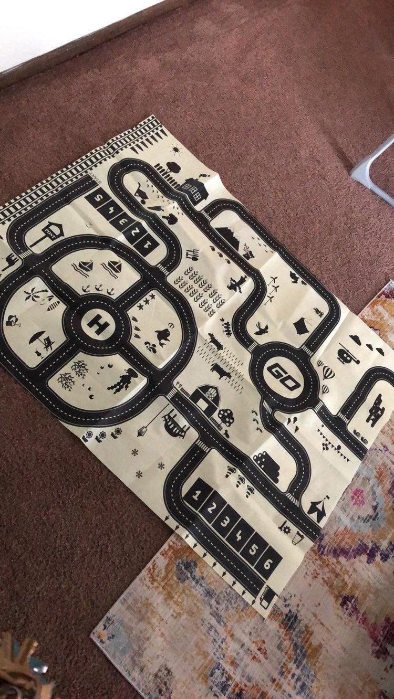 Portable Play Mat