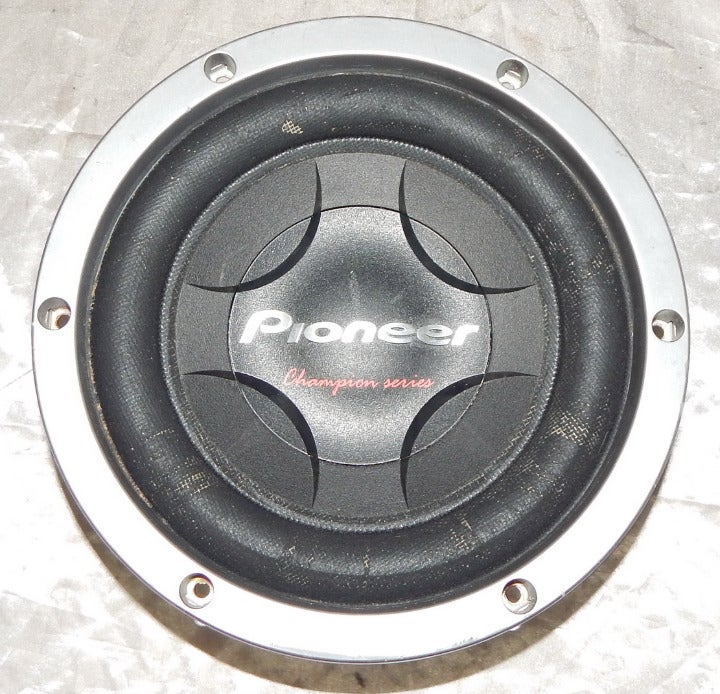 "Pioneer TS-W257D4 10"" car subwoofer"