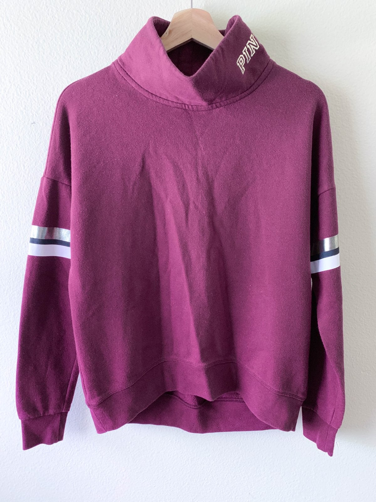 Pink Victoria Secret XS Sweatshirt