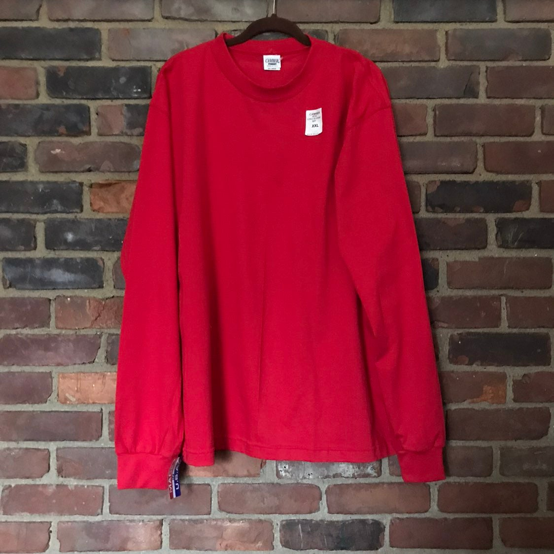 CAMBER jersey sweatshirt tee shirt 2X