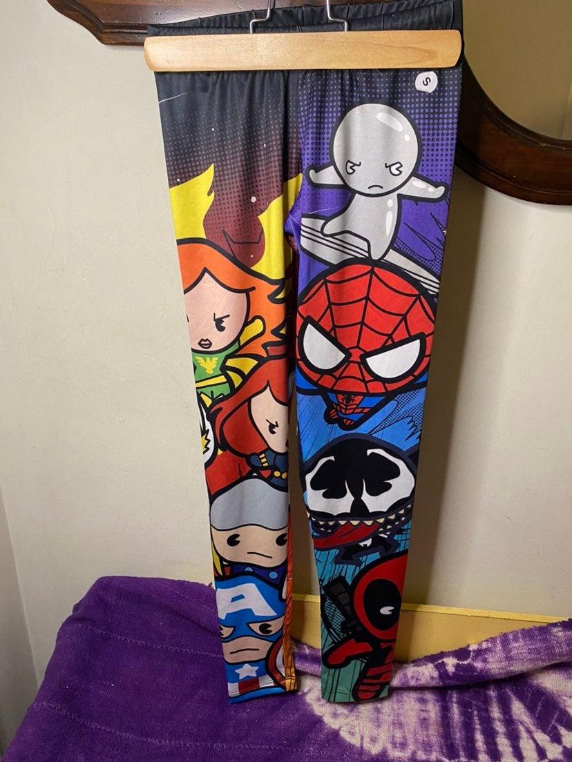 We Love fine Marvel small leggings