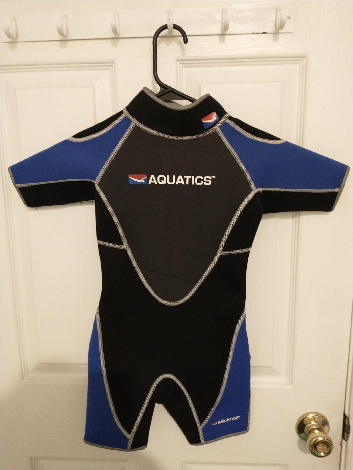 Aquatics Wetsuit
