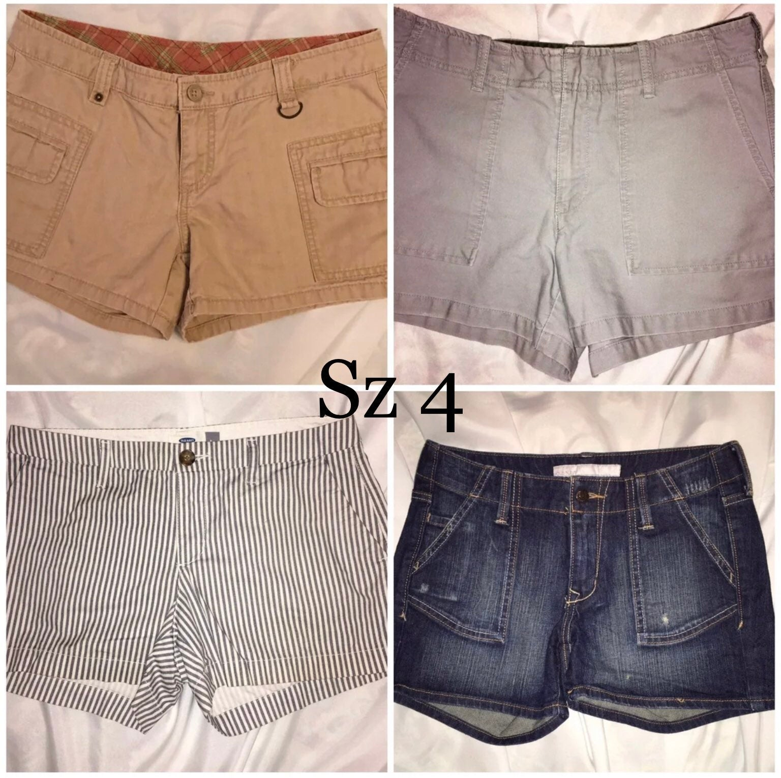 Ladies Shorts Bundle sz 4