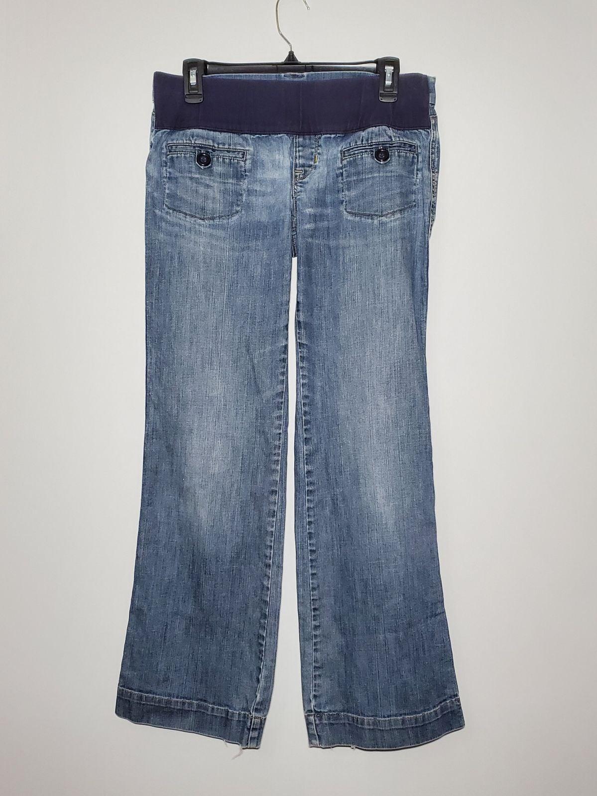 Gap Maternity Jeans Size 2
