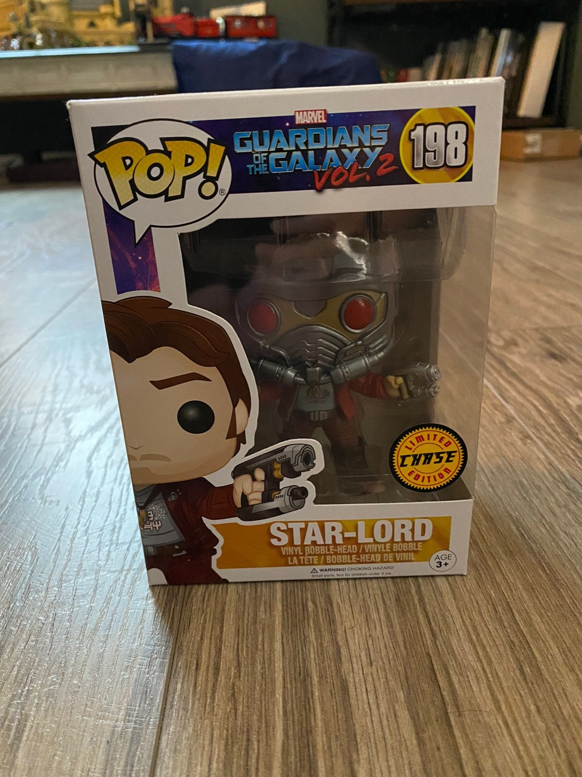 Star Lord Chase Funko Pop
