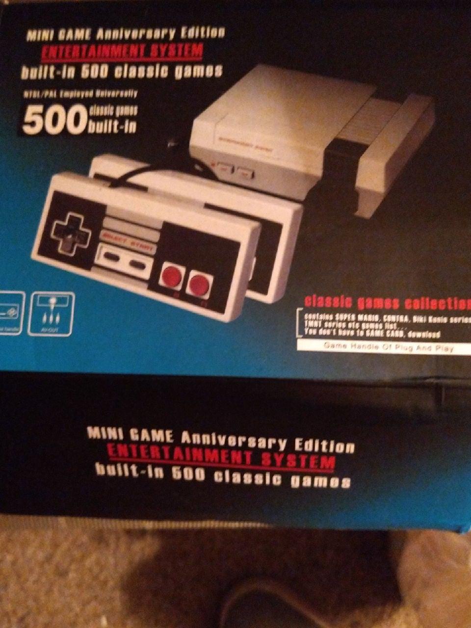Nintendo super nes classic mini consoles