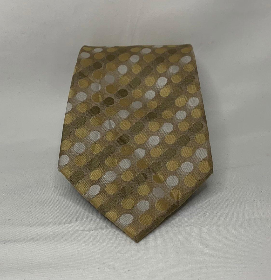 John Ashford Ties Mens Necktie 100% Silk