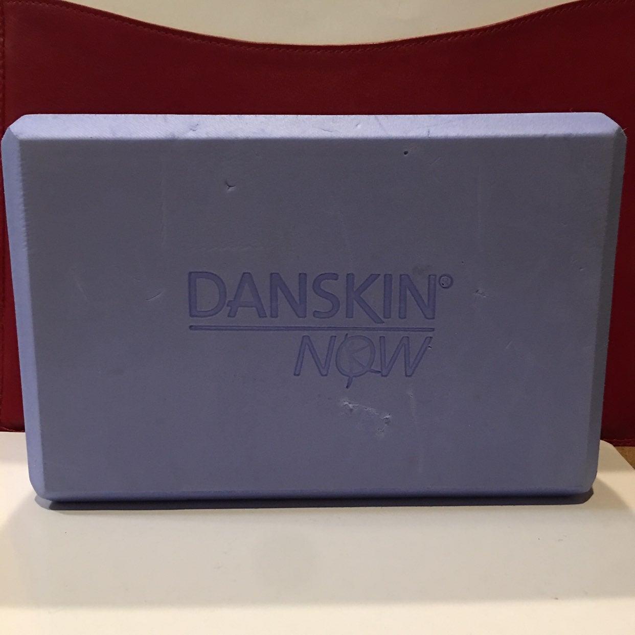 Danskin Now Blue Yoga Block