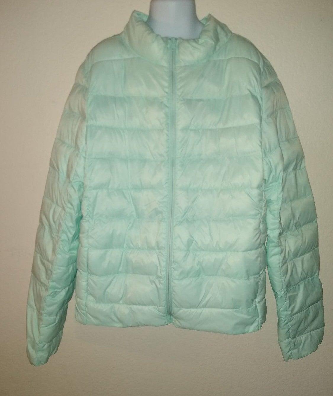 Girls Puffer Jacket Size 14