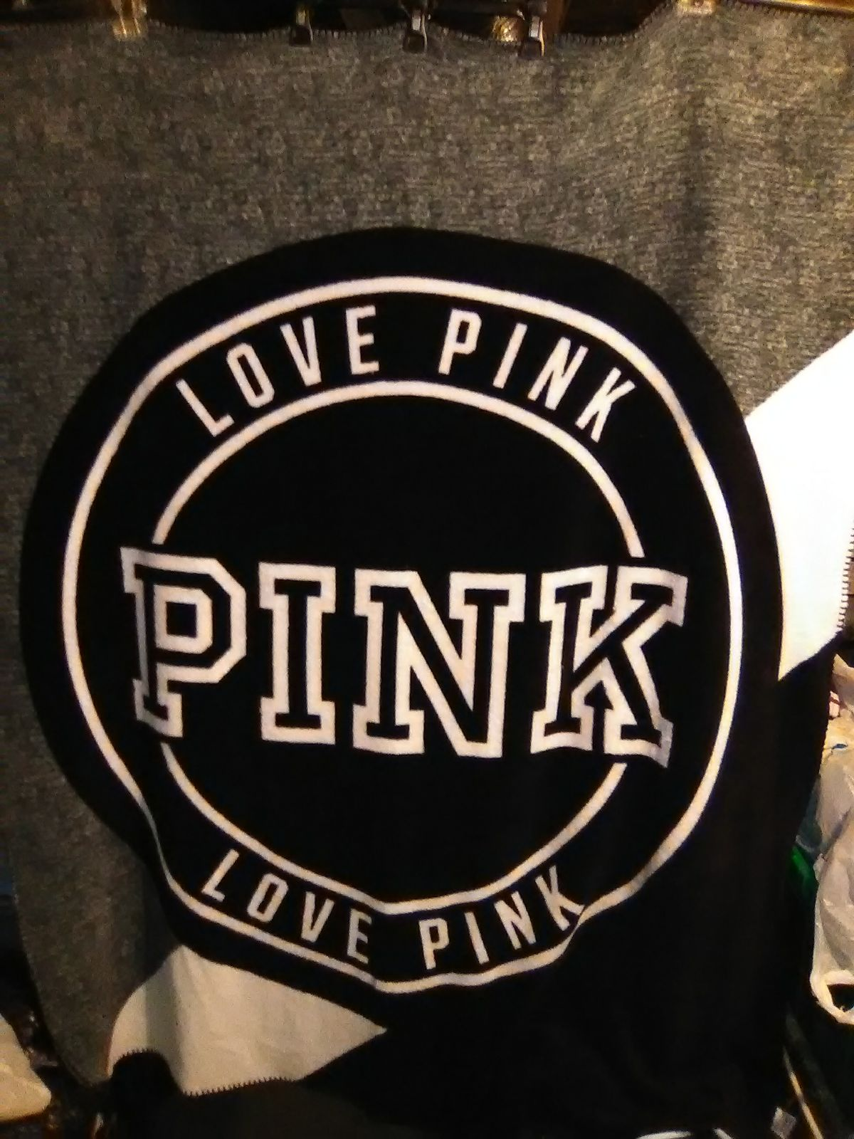 victoria secret PINK blanket