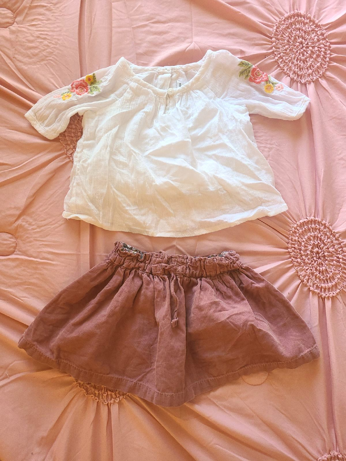 High Style Baby Girls Outfit