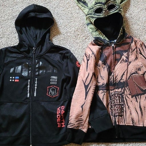 Kids Star Wars Jacket Bundle
