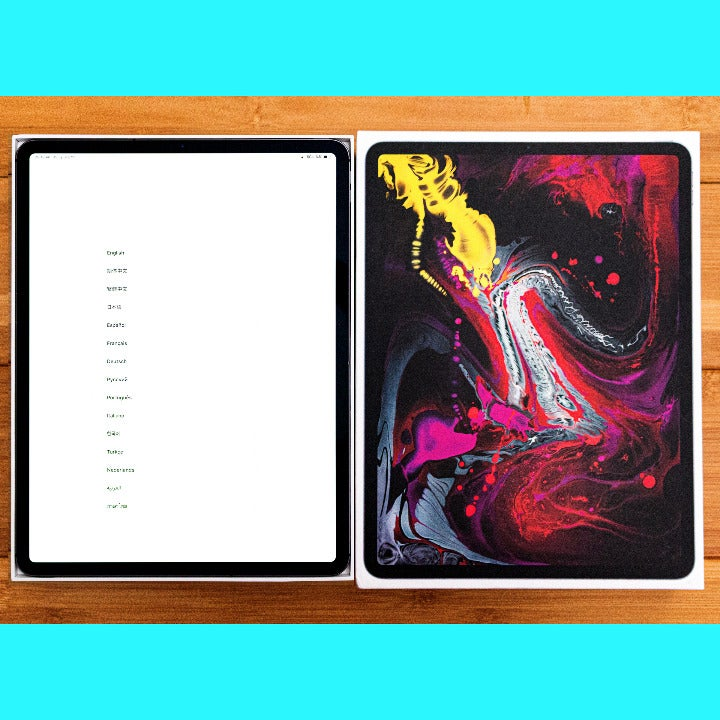 iPad Pro 12.9 Wi-Fi/Cell 64GB + Merch