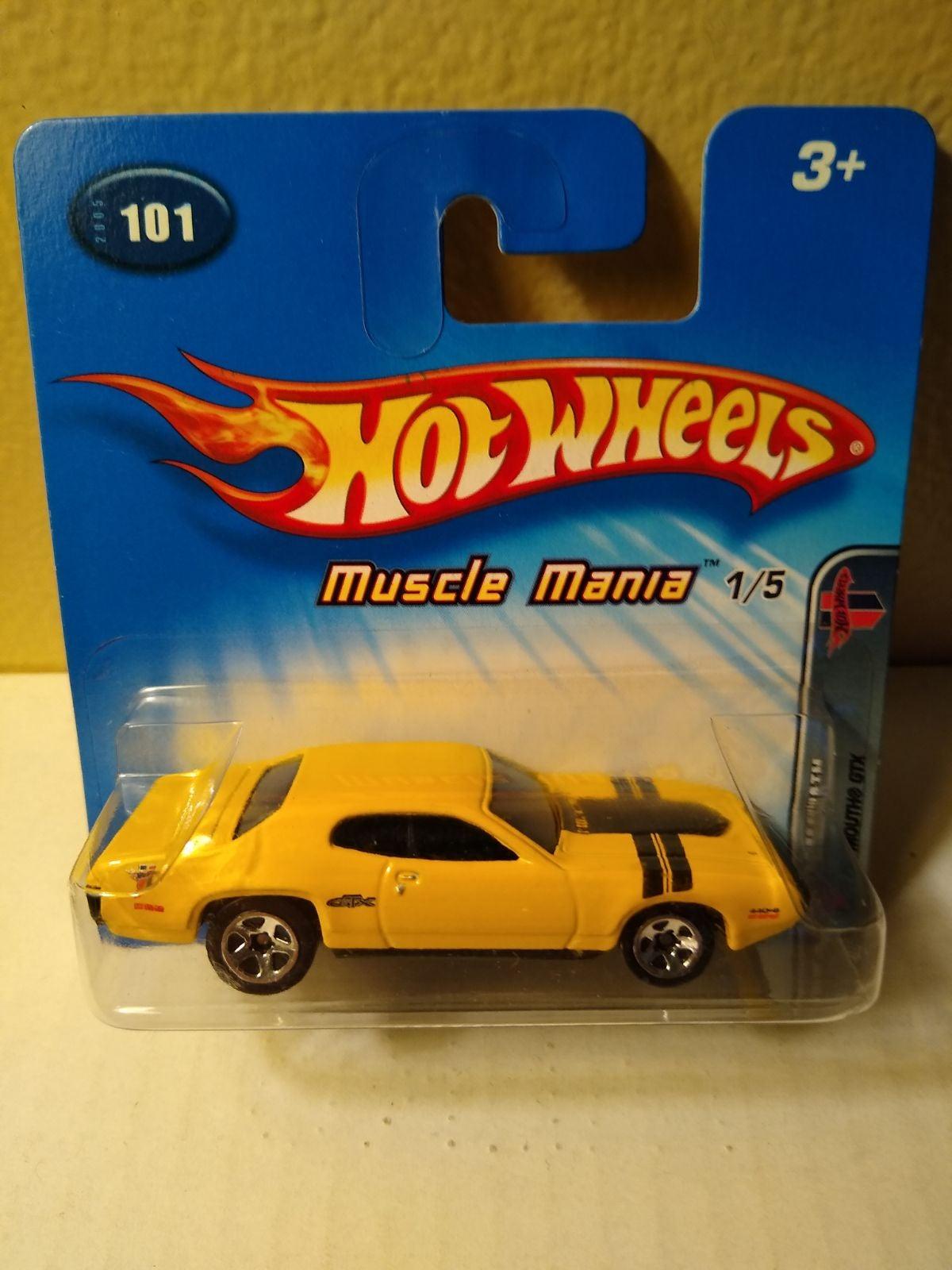 Hot Wheels GTX