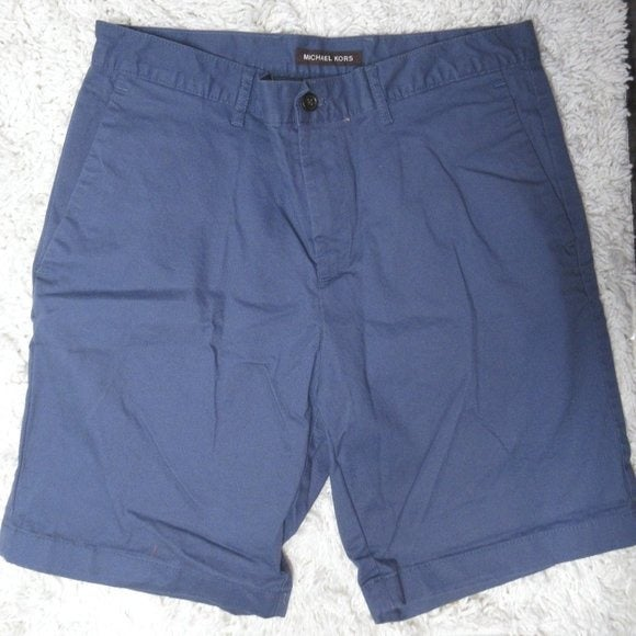 Michael Kors blue shorts sz 30