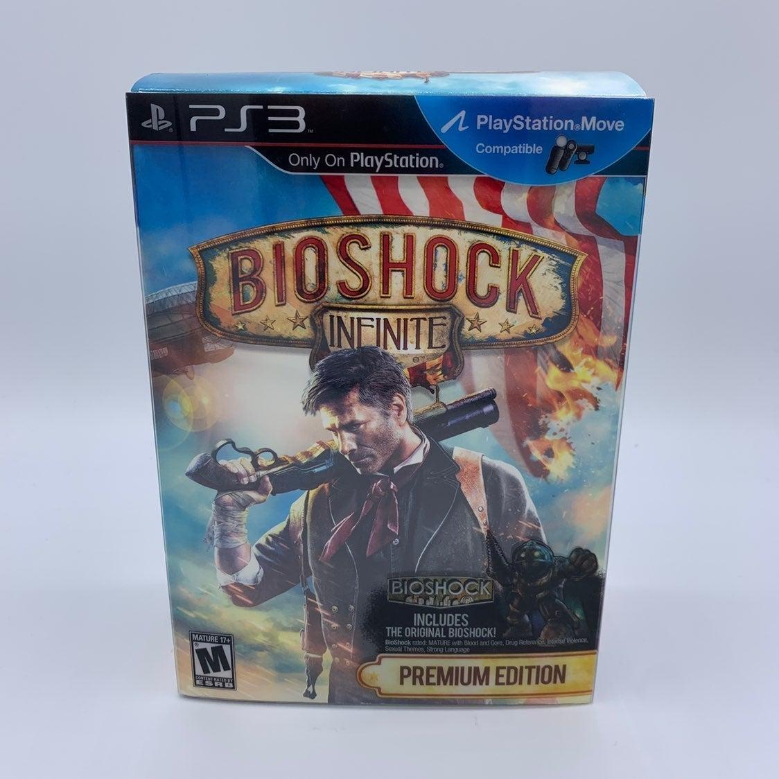 Bioshock Infinite Premium Edition on PS3