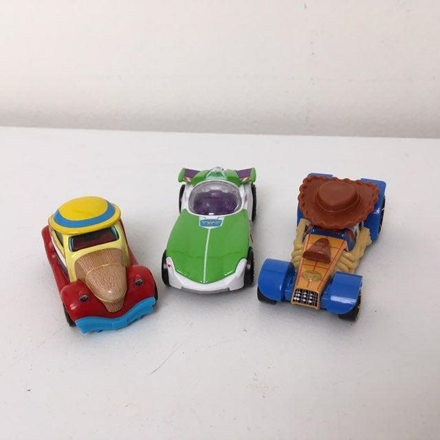 Disney themed hotwheel cars