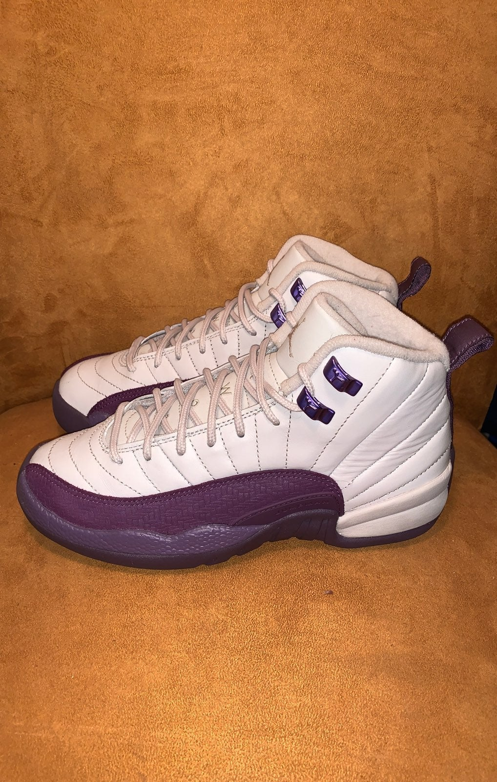 Air Jordan 12 Retro GS 'Pro Purple'