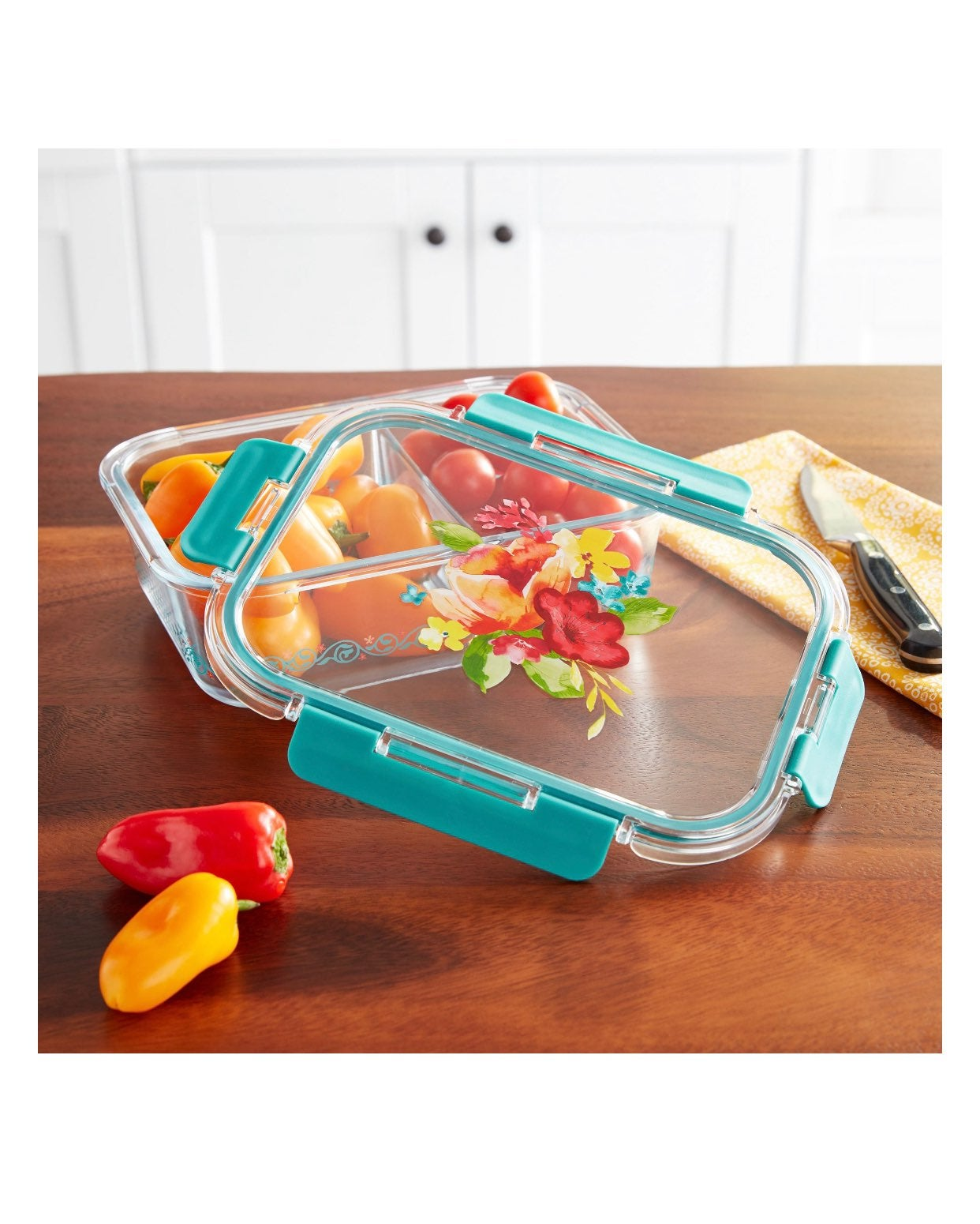 Pioneer Woman Food Storage Container