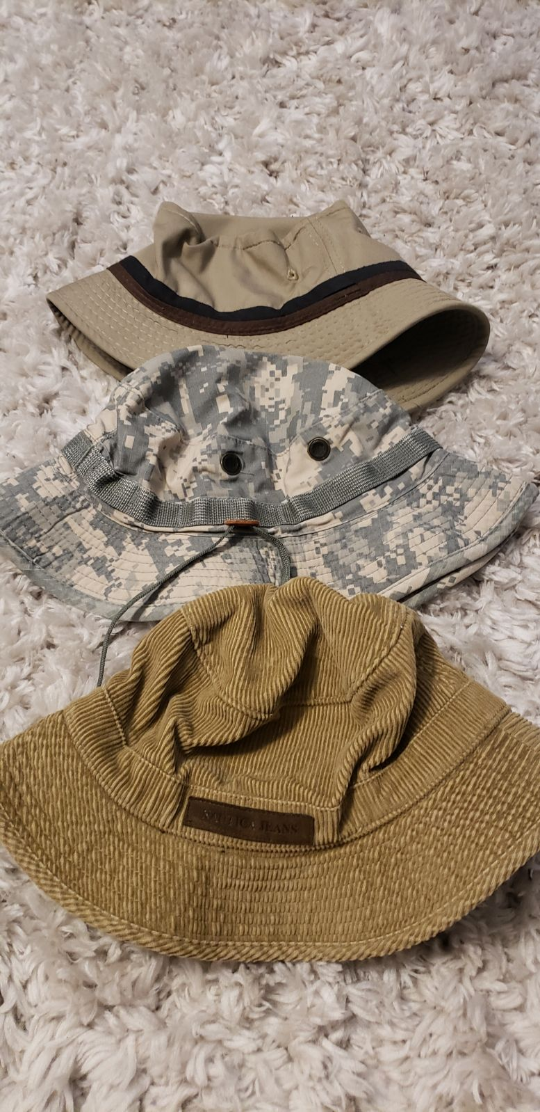bucket hat BUNDLE 2 - VINTAGE
