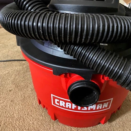 6 Gallon Craftsman Wet/Dry Shop Vac