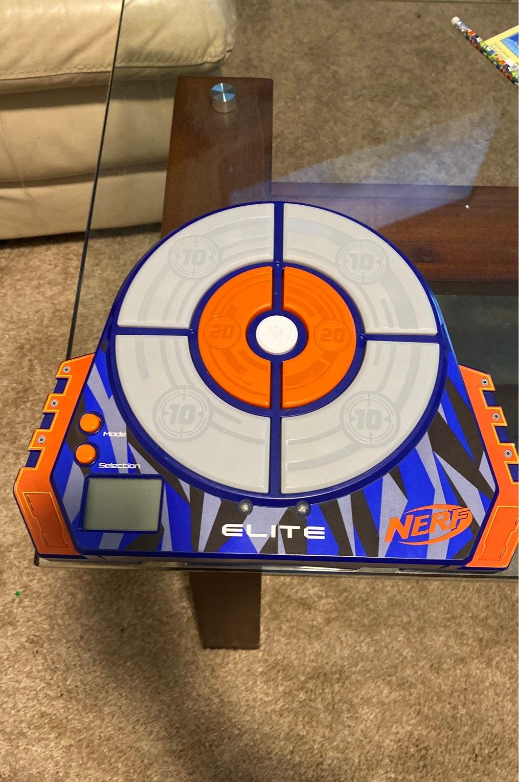 Nerf Elite Target
