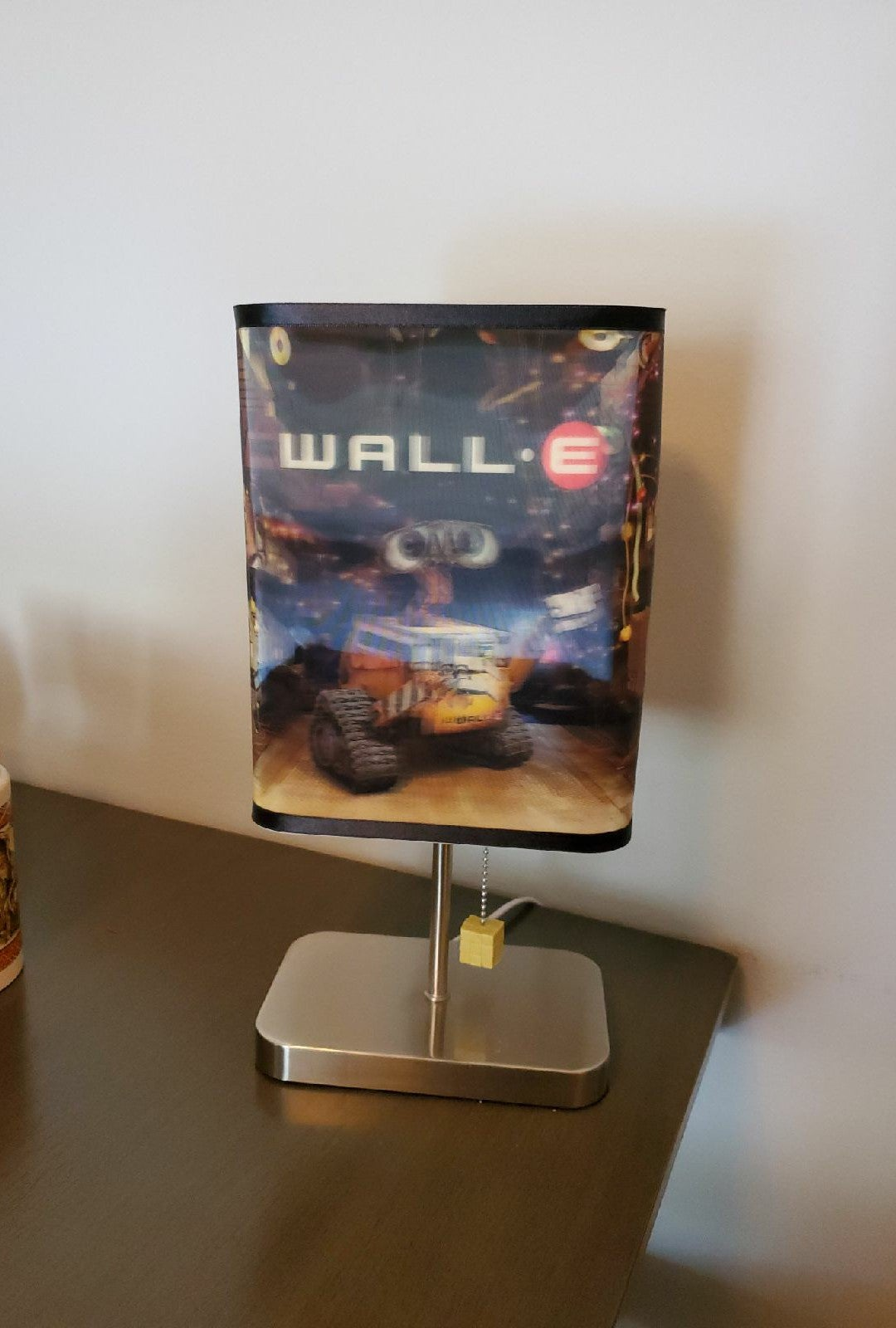 Disney Pixar WALL E Lenticular Lamp