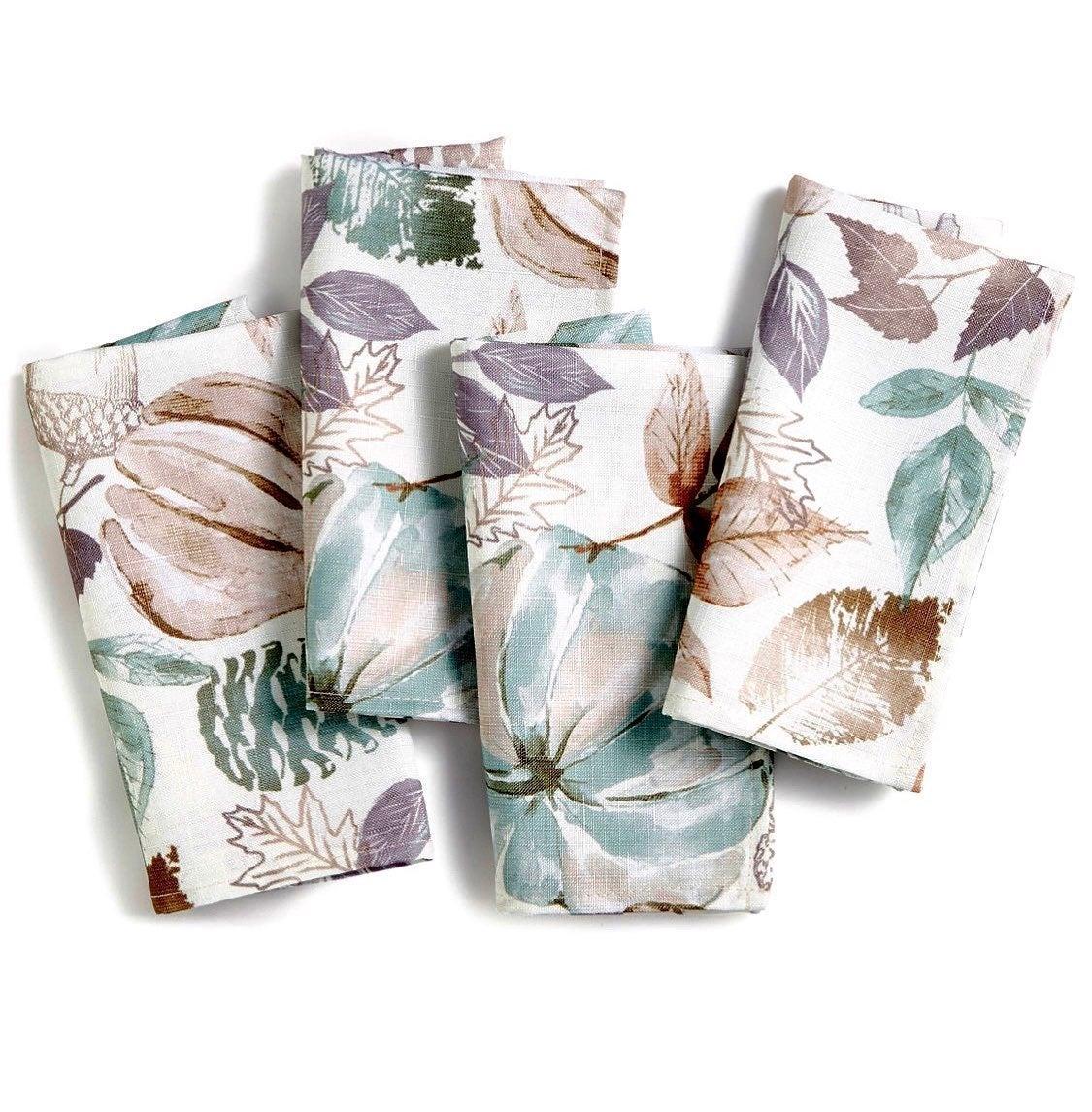 Elrene Set Of 4 Cloth Napkins
