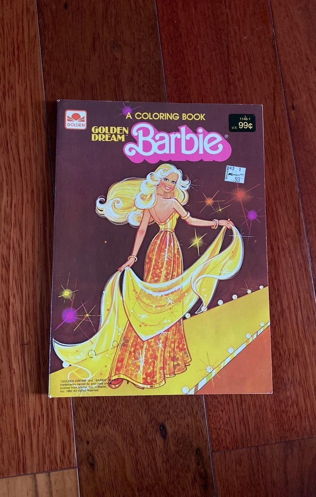 Barbie 1982 bundle for indigotrade