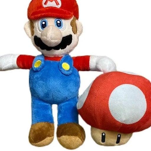 """Super Mario 14""""+power up mush 6"""""""