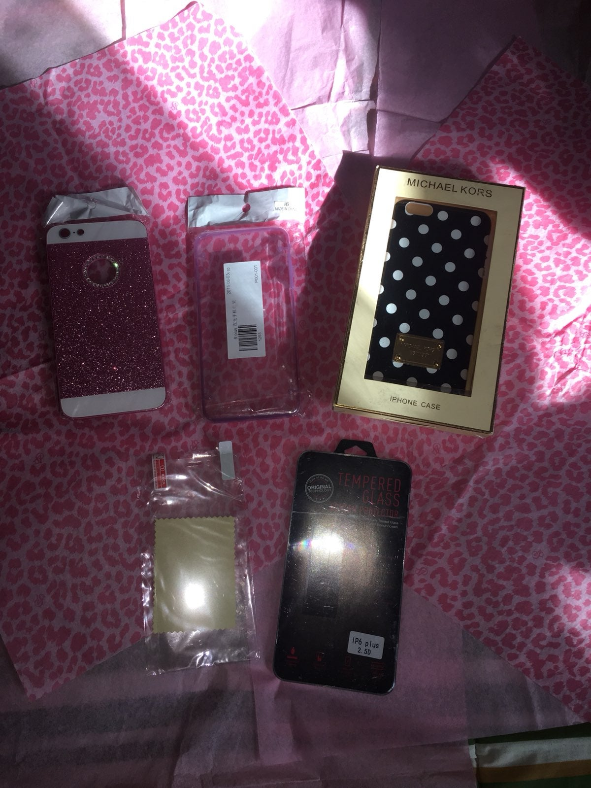 3 IPHONE 6S+ Cases And Screen Protectors