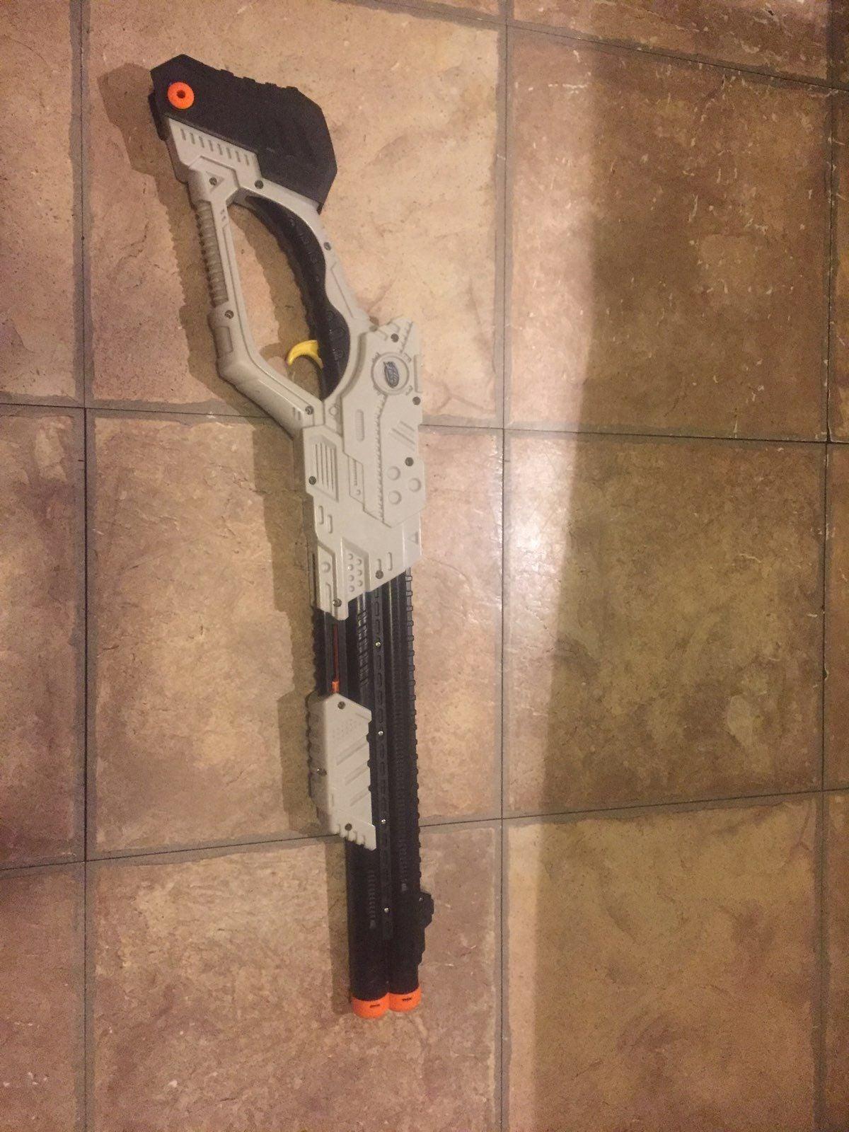 Foam Bullet Gun