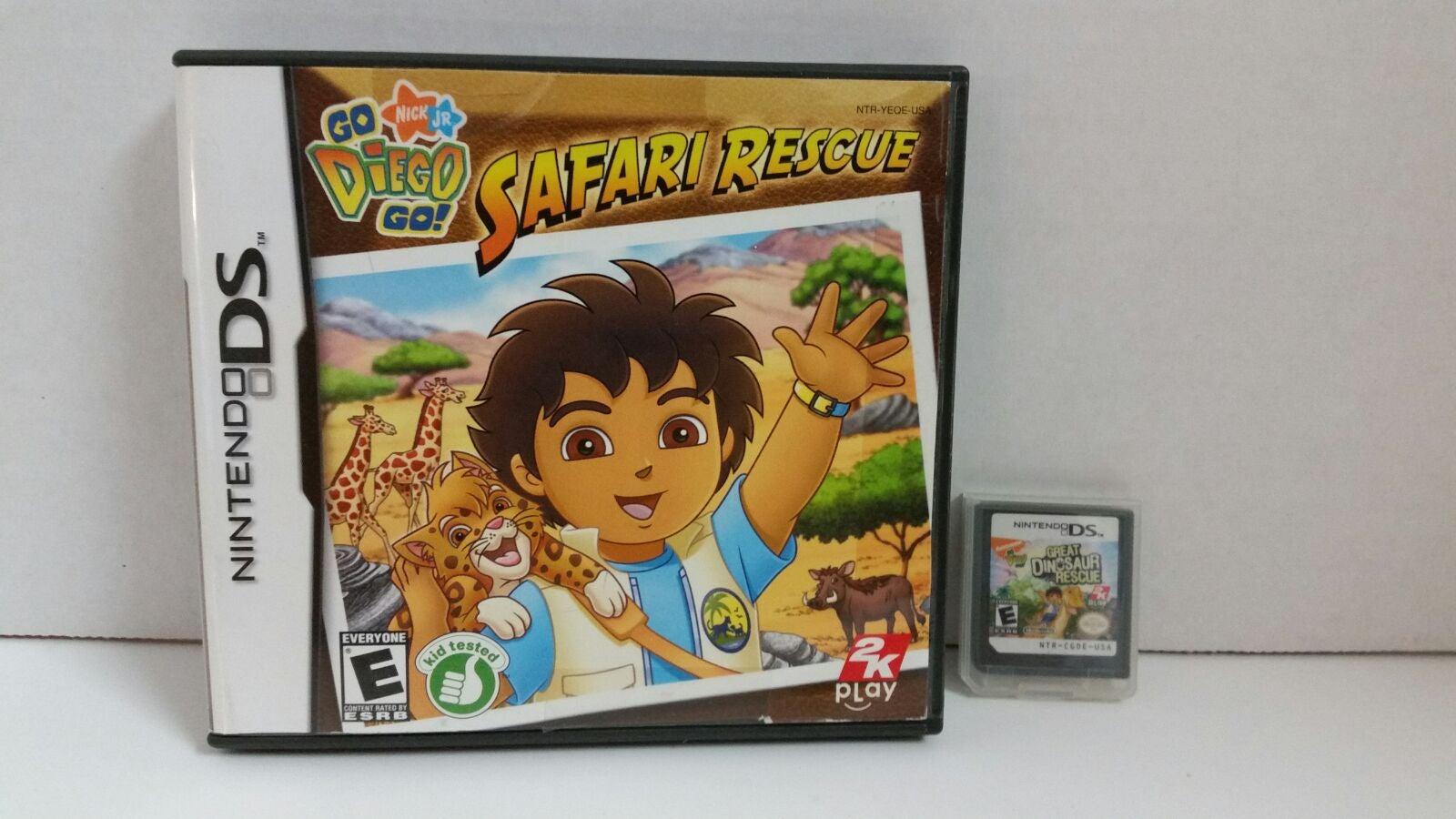 Go Diego The Explorer Bundle
