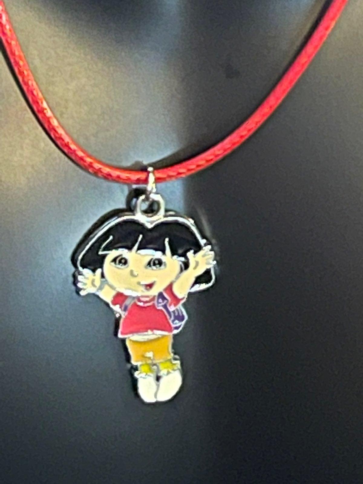 Dora the Explorer Necklace