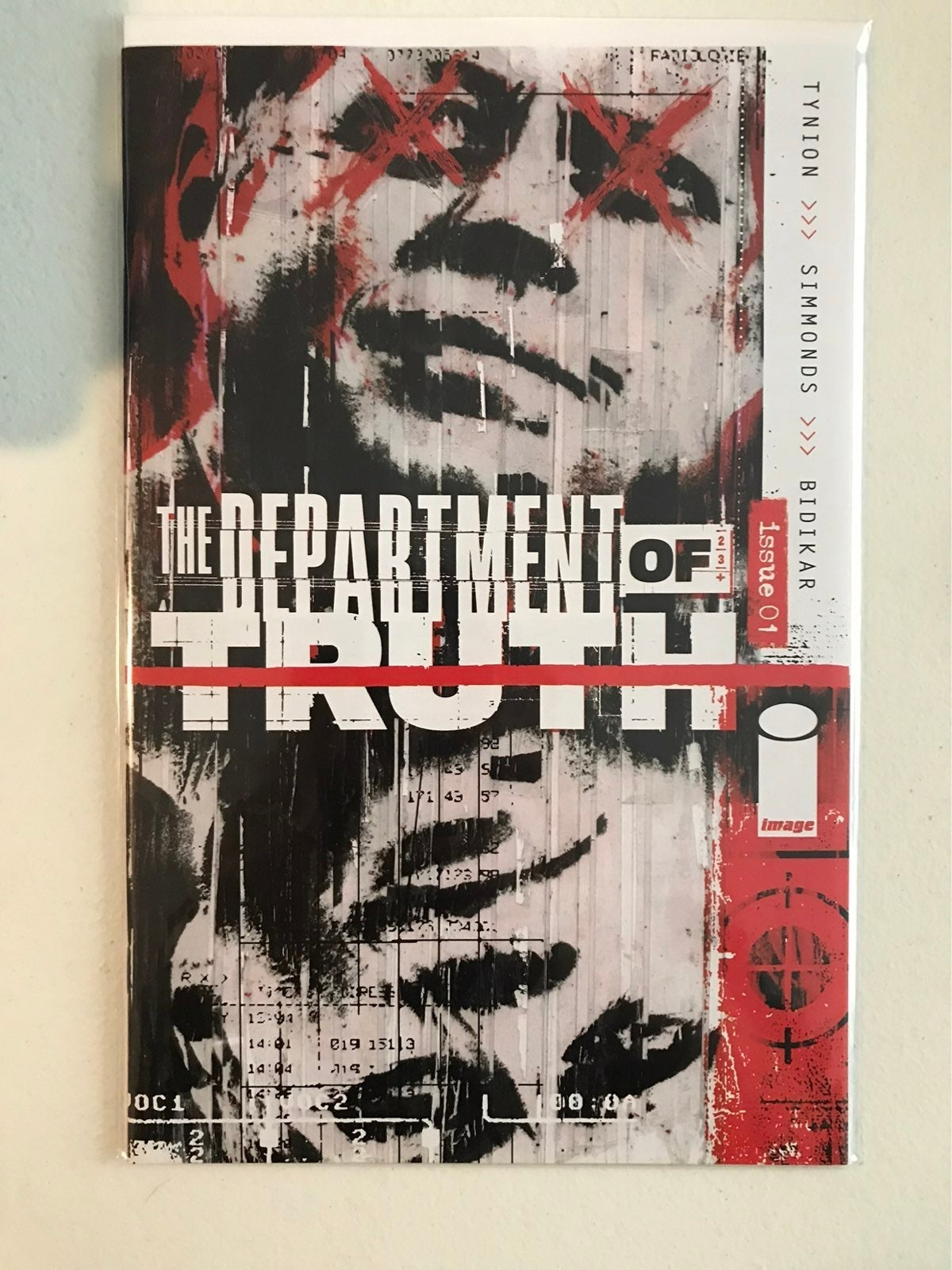 Department of Truth #1 Cover A NM