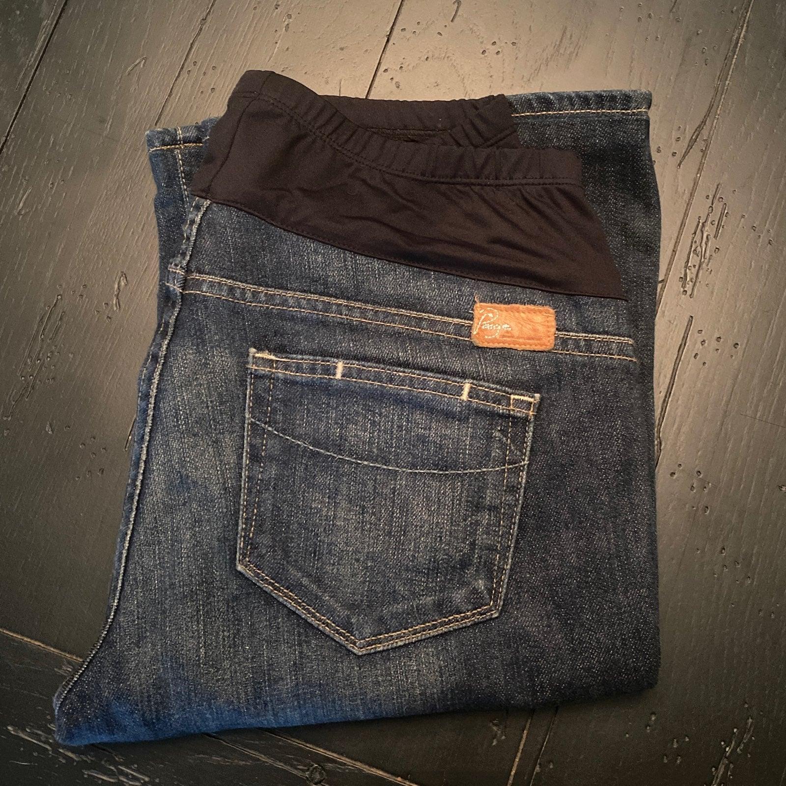 Paige Denim maternity jeans 29 - bootcut