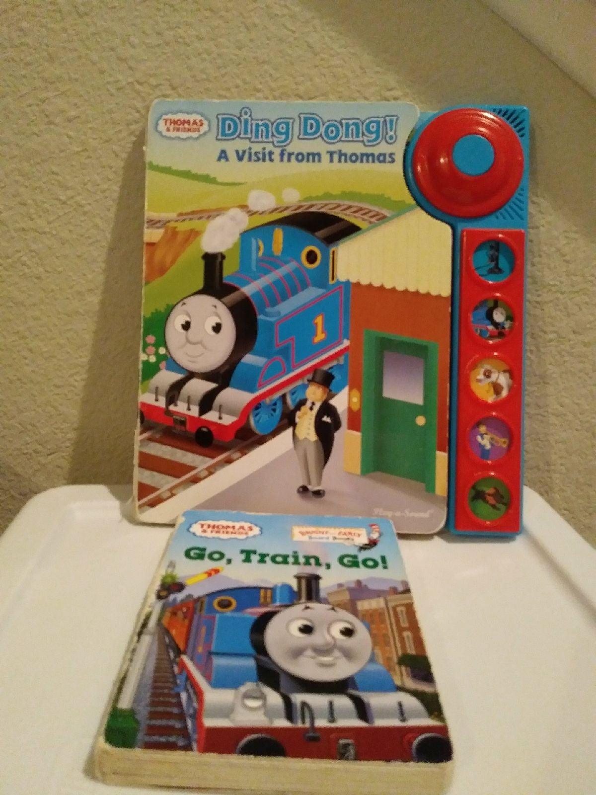 Thomas & Friends board books