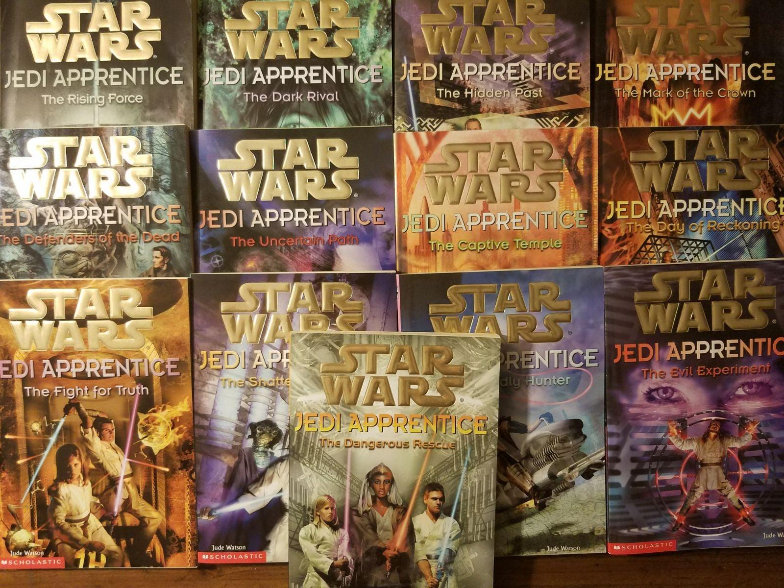 Star Wars Jedi Apprentice 1 - 13