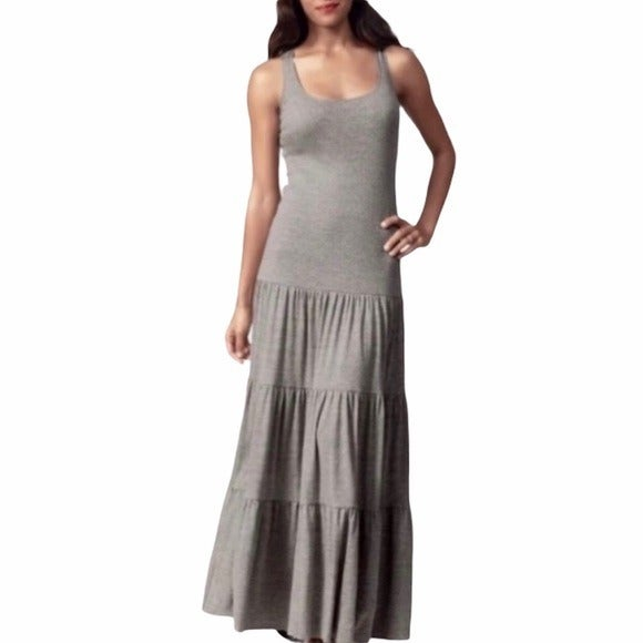 Cabi Resort Cotton Maxi Dress