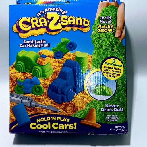 Cra-Z-Sand Cool Cars Themed Box Set