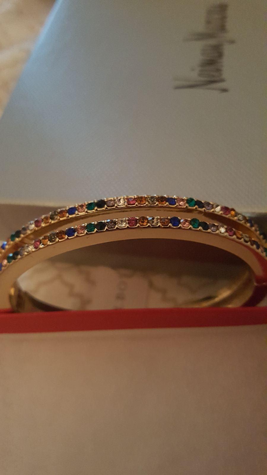 Talbots Rainbow Bracelet, Bangle