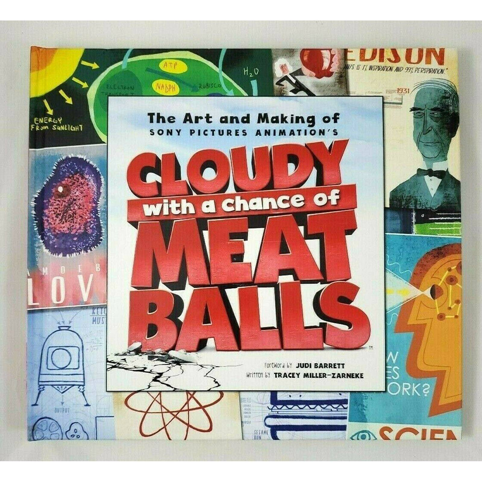 The Art of Cloudy w/ Chance of Meatballs